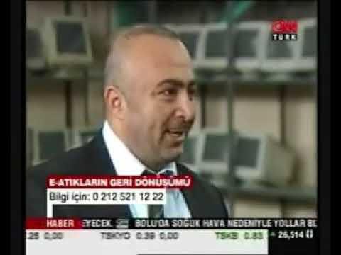 Exitcom Recycling Murat İLGAR - CNN TÜRK Farkında mısınız?