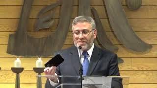 Rabbi Adam Chalom on Jewish Leadership