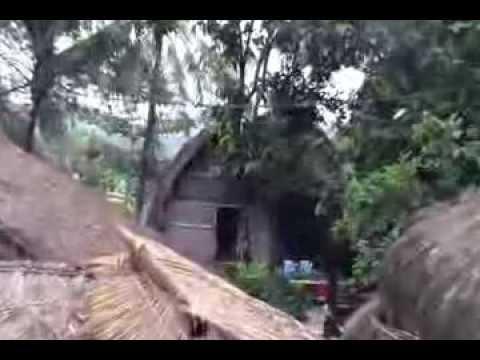 Traditional House - Rumah Adat -  Lombok Island - West Nusa Tenggara - Indonesia Travel Guide
