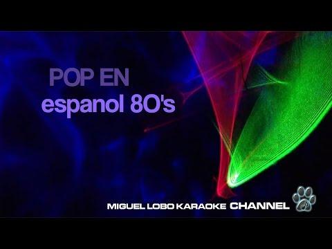 POPURRI KARAOKE - Menudo Magneto Timbiriche Luis Miguel