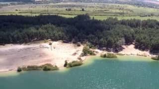 Голубое озеро(По вопросам коммерческой аэросъемки обращаться по тел. 067-505-777-1., 2016-07-13T18:10:39.000Z)
