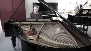 """""""Крылатые качели"""" (из к/ф """"Приключения Электроника"""") Piano Cover"""