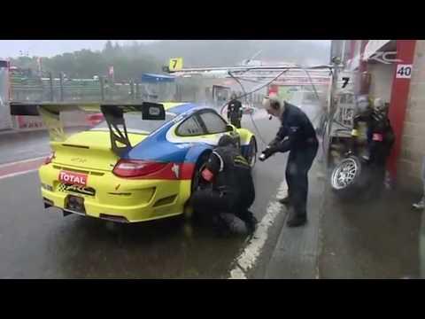 Blancpain GT Series 2012 - Circuit of Spa-Francorchamps - ARC Bratislava