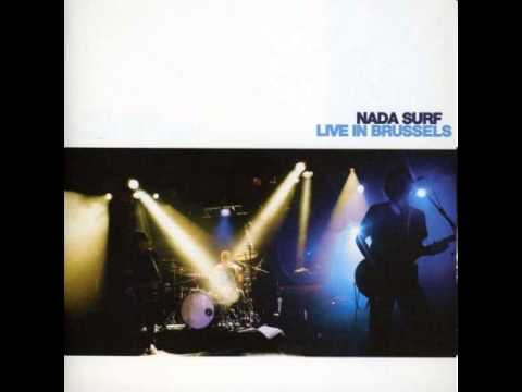 """Nada Surf - """"Stalemate"""" (Live in Brussels - Audio)"""