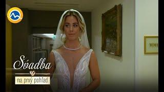 Svadba na prvý pohľad ll - Keď sa jej Adam predstavil, začala sa smiať