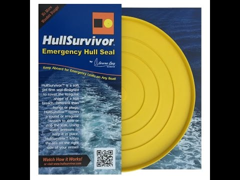 HullSurvivor Emergency Hull Seal