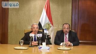بالفيديو : بحضور وزير التجارة محافظ الاسكندرية يوقع اتفاقية إنشاء مدينة البلاستيك