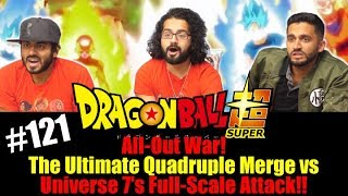 Video Dragon Ball Super ENGLISH DUB - Episode 121 - Group Reaction download MP3, 3GP, MP4, WEBM, AVI, FLV November 2019
