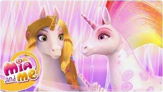 Centopia Mia ve ben - sihirli tek boynuzlu atlar