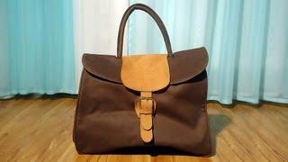 Кожаные сумки ручной работы из Эфиопии(Наконец-то пришла долгожданная посылочка из эфиопского магазинчика Abizema, который размещается на сайте..., 2012-10-25T18:21:48.000Z)