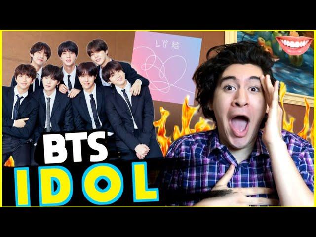 Bts Idol Reaccio N Shook