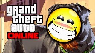 GTA Online (#10) Funny Moments I [PS4]