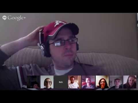 ENG553-Week 4 Hangout