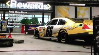 NASCAR Inside The Line Cheat Codes
