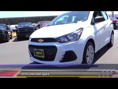 2018 Chevrolet Spark HEMET BEAUMONT MENIFEE PERRIS LAKE ELSINORE MURRIETA C18923