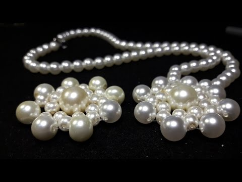 Hermoso Dije de Perlas...Clase #24!!!