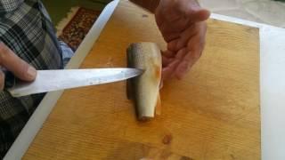 Как приготовить мелкую рыбу к поджарке без косточек