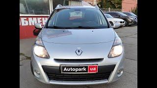 Автопарк Renault Clio 2012 года (код товара 22737)