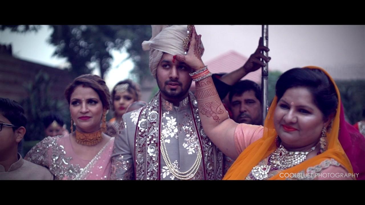 Big Fat Indian Wedding Pankaj Radhika Youtube