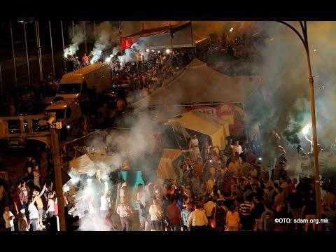 (Атмосфера) Голема граѓанска поддршка во Кампот на сло�...