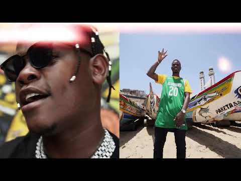 Bruce Melodie & Dip Doundou Guiss - GAME ON (Official BAL Anthem)
