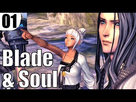 Let's Play Blade and Soul ep1