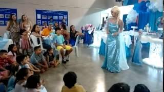 Baixar Apresentação Elsa - Frozen - Encantados Produções
