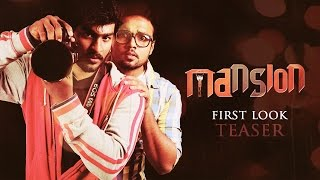 Mansion | First look teaser | Tamil short film | Naveen Dhanajay