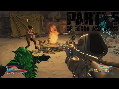 Borderlands 3 DLC Bounty of Blood Walkthrough Gameplay Part 15 Of Blood And Beans |