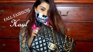 Fall Fashion Haul | Lots of Jackets & Chanel Reveal Thumbnail