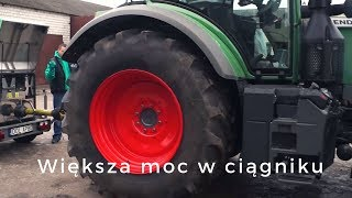 Jak zwiększyć moc silnika w traktorze? 🎥 2017