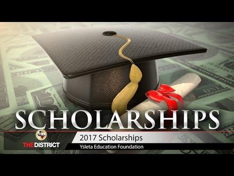 2017 Ysleta Education Foundation Scholarship Sweep