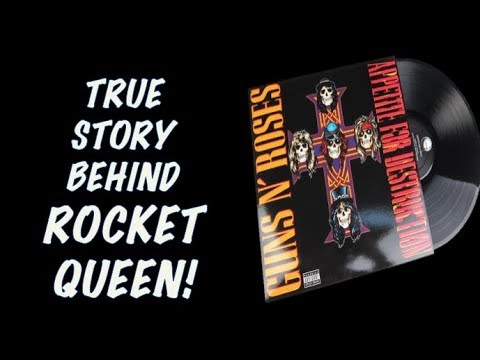 Guns N' Roses  The True Story Behind Rocket Queen Appetite for Destruction!