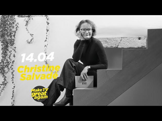 Make TV Great Again - Tonight Christine Salvadé