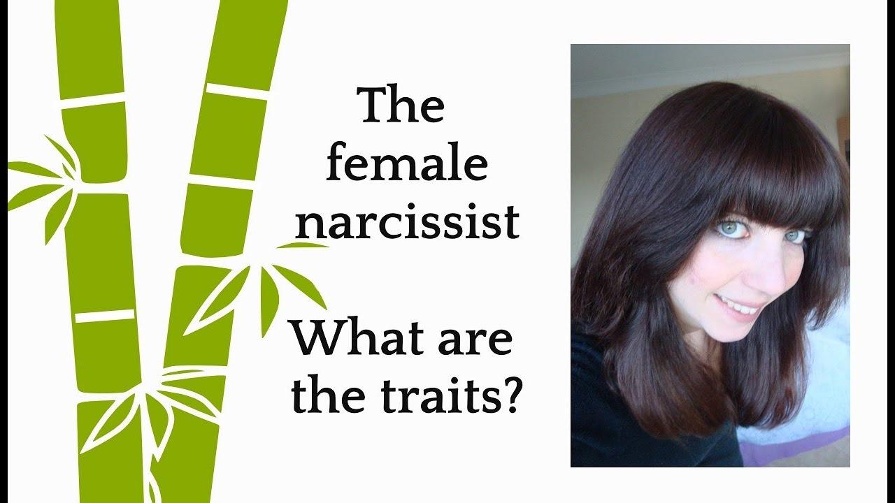 The female narcissist - YouTube