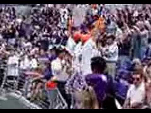 "Ravens ""Chain Gang"" 10-31-1999 vs Bills"