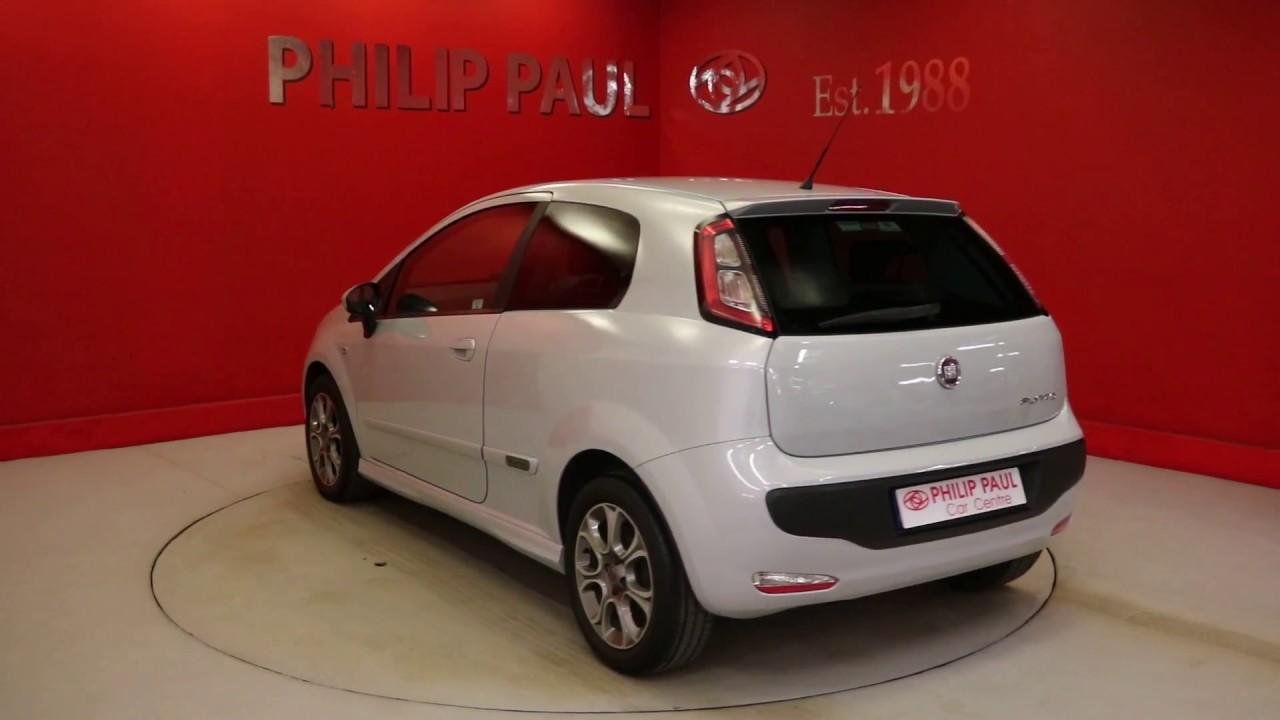 Fiat Punto Evo Multiair Gp   Petrol