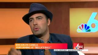 Jencarlos Canela en #6InTheMix 12/09/2014 (entrevista)