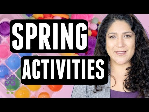SPRING LEARNING ACTIVITIES - Easter