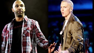 Eminem Disses Joe Budden For Calling His Album Trash, Challenges Joe To Come Out Of Retirement