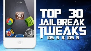 Download Top 30 Best Cydia Apps & Tweaks For iPhone, iPod Touch & iPad iOS 5 And iOS 6 Mp3 and Videos