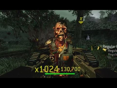Zombies Chaos Mode Gameplay! (Call of Duty Mod) |