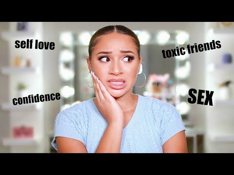 ♡ GIRL TALK: Hygiene, Confidence & Sex thumbnail