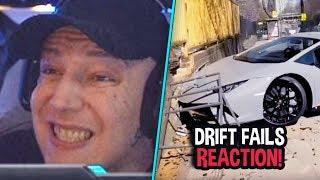 MontanaBlack reagiert auf heftige Drifts & Supercar FAILS! 😱 MontanaBlack Reaktion
