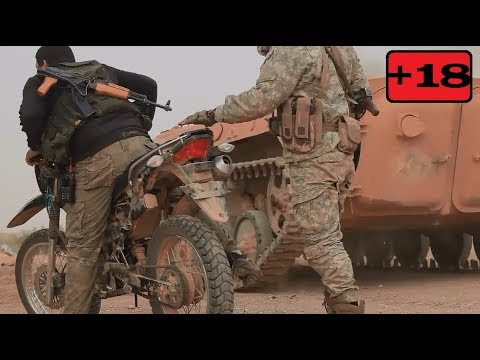Battles for Syria | December 26th 2017 | Northern Hama - Idlib border region