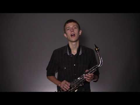 How to play Talk Dirty To Me on Alto Sax