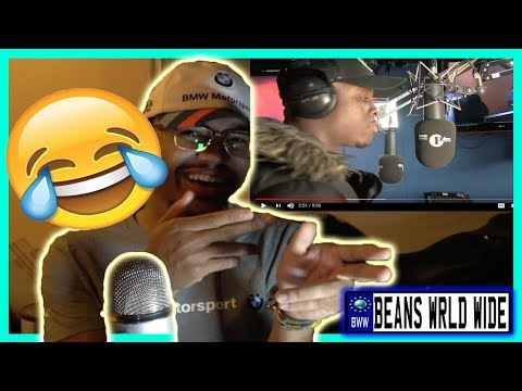 MC Quakez | Roadman Shaq - Fire In The Booth (FULL) | Mans Not Hot (REACTION)