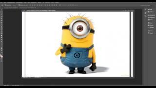 Урок 1 / Уроки фотошопа бесплатно  / фотошоп для начинающих / Photoshop