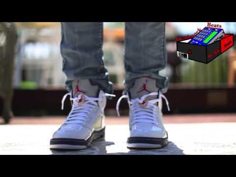 Air Jordan 5 Independence Day On Feet