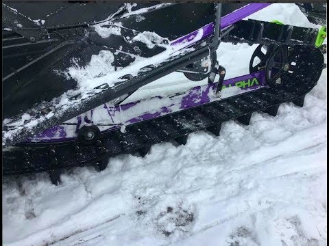 2019 Arctic Cat M8000 Alpha Cat LEAK?!